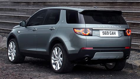 land rover discovery sport 7 seat small suv debuts image