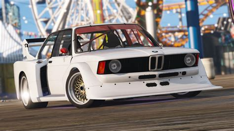 bmw 320i group5 add on replace animated hq gta5