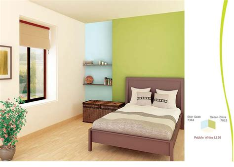 green paint colors for bedroom