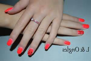Decoration Ongles Gel Uv by Photo Decoration Ongle En Gel