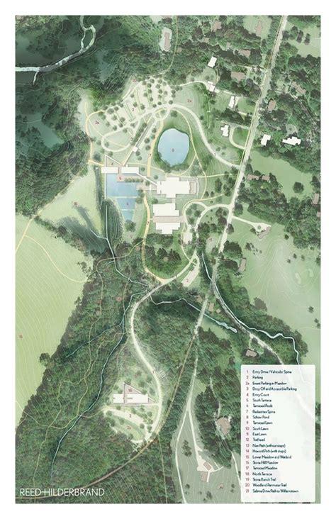 Landscape Architecture Usa Clark Institute Tadao Ando Architect Associates