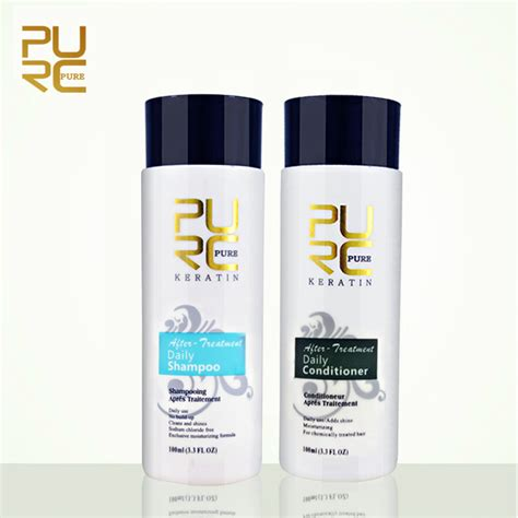 Rapunzel Hair Set Shoo Conditioner Limited purc shoo and conditioner 100ml hair care sets professional use for keraetin hair treatment