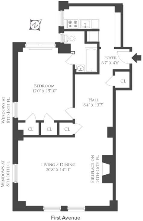 manhattan plaza apartments floor plans 865 un plaza 865 first avenue midtown east condos for sale