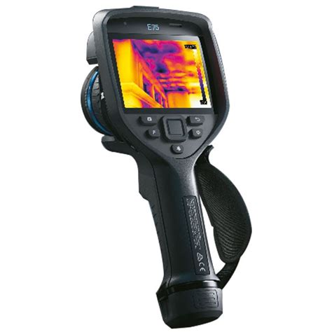 thermal imaging flir flir e75 thermal imaging for building