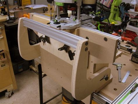 working with routers woodworking woodworking jigs mortising jig for of1400