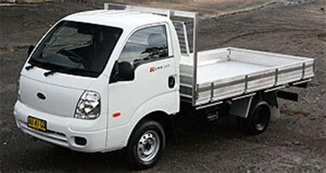 Kia Ute Kia K2900 Range Cleaner New Crdi Is Kia S K2900 Curve