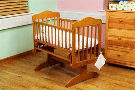 Rocking Crib Mattress Babylo Rocking Cot Baby Elegance Safety Mattress Baby Elegance Bumper And Quilt For Sale In