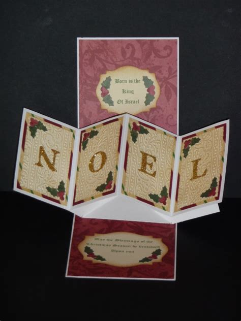 Twist Paper Crafts - noel twist pop by lilylynn cards and paper crafts at