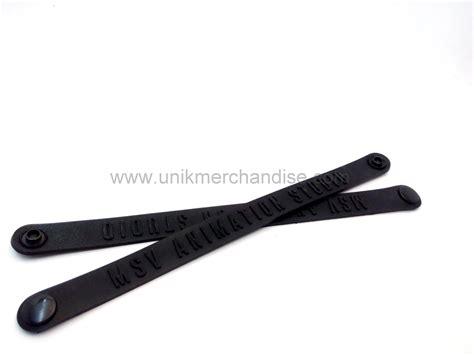 jual gelang karet hitam unik harga murah bantul oleh toko