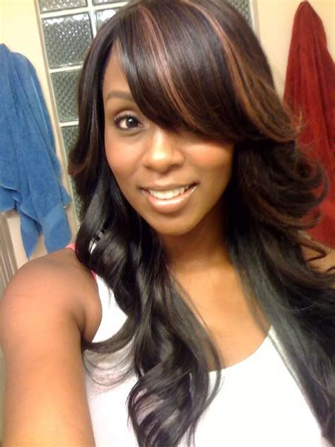 picture of hair sew ins full sew in weave hairstyles long sew in weave