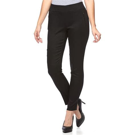 womens apt  geometric millennium skinny pants