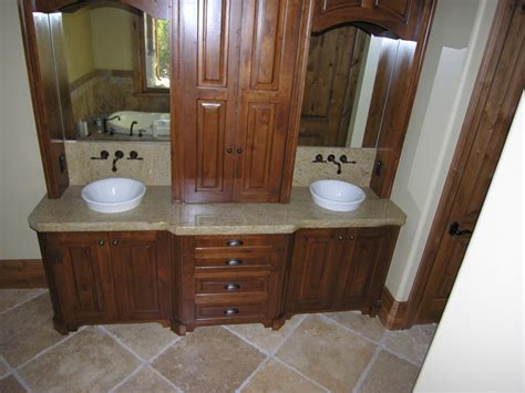 modern bathroom vanities designs with white granite top