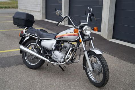 Motorrad Kaufen Verkaufen by Motorrad Oldtimer Kaufen Honda Cm 125 T Motoshop Ziegler