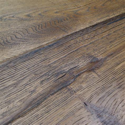 Loire Distressed 20mm Honey Oak Heavy Brushed Engineered