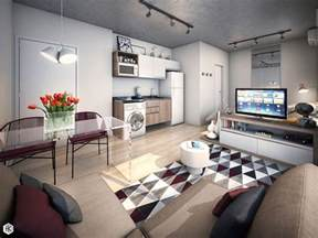 apartment themes 5 small studio apartments with beautiful design