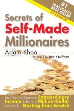 secrets self made millionaires teach their books new secrets of self made millionaires book lauching soon