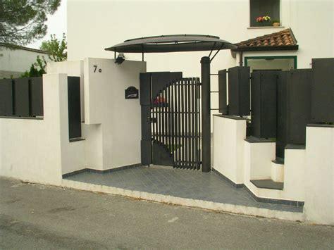 ingresso pedonale franco stagni 183 recinzione e cancello di ingresso 183 divisare