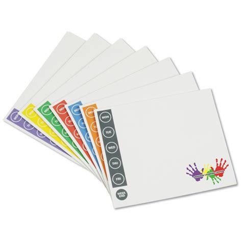 printable paper mousepad 4imprint com bic note paper mouse pad planner 50