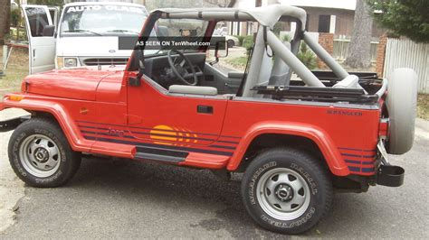 jeep islander yj pin jeep yj with rough country lift at coon creek on pinterest