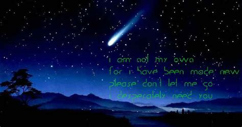 Owl City Meteor Shower by Meteor Shower Owl City Quotes Owl City