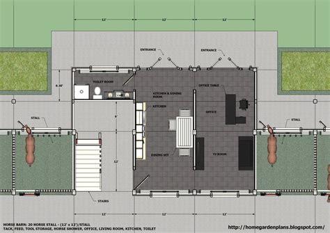 horse stall floor plans 14 best barndominium images on pinterest horse stalls