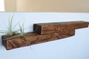 Old Barn Lumber Custom Reclaimed Wood Shelf Air Plant Shelf Wood Air