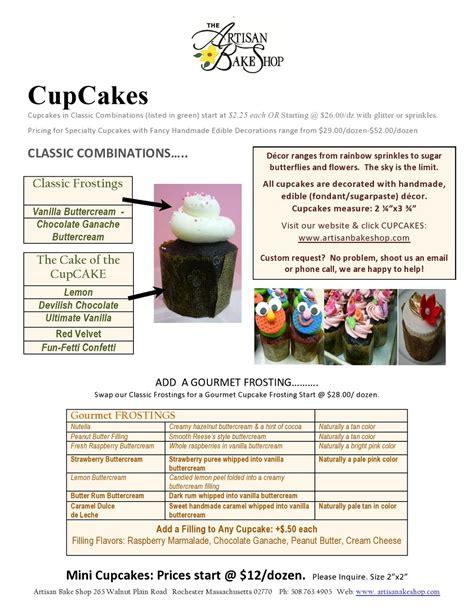 Torten Preise by Artisan Bake Shop 2011 Cake Cupcake Vintage Cake Pricing
