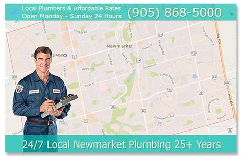Plumbing Newmarket by Newmarket Plumbers 905 868 5000 Local 24 7 Emergency