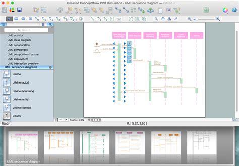sequence diagram visio 2007 sequence diagram visio gallery diagram design ideas