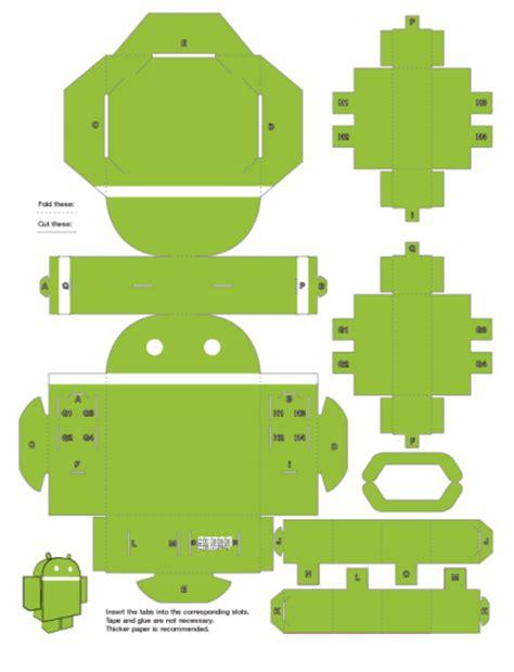 Origami Android - da cria 231 227 o a criatura f 233 rias brincadeiras de crian 231 as