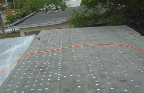 Roofing Paper New Flat Roof In Miami Roof Repairs New Roofs In