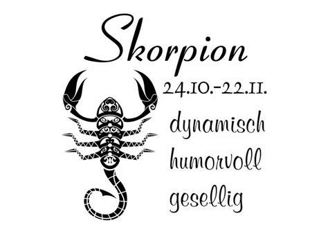 skorpion sternzeichen wandtattoo sternzeichen skorpion sterne