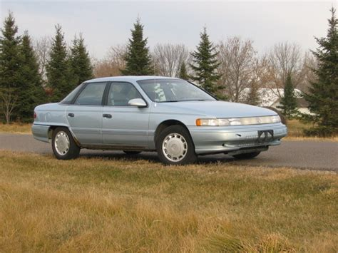 how to learn everything about cars 1993 mercury tracer navigation system 1993 mercury sable overview cargurus