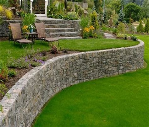 Design For Diy Retaining Wall Ideas Retaining Wall Designs Ideas Landscaping Retaining Wall Ideas Do It Yourself Retaining