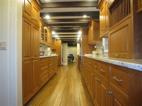 Narrow Galley Kitchen Design Ideas 22 luxury galley kitchen design ideas pictures