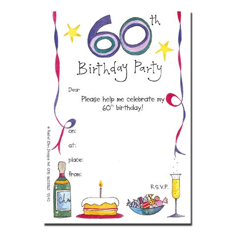 childrens disco party invitation template