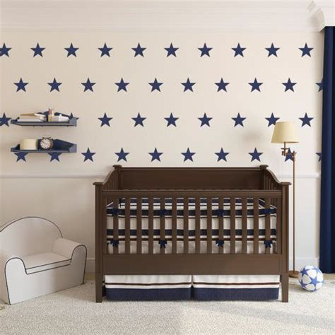 Stars Wall Sticker Diy Baby Nursery Wall Decals Removable Removable Wall Decals For Baby Nursery