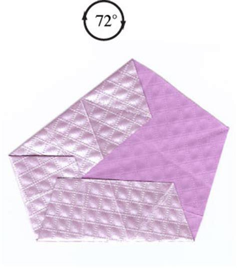 Origami Starfish - how to make an origami starfish page 7
