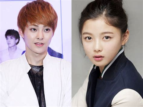 download film xiumin exo kim yoo jung and exo www pixshark com images galleries