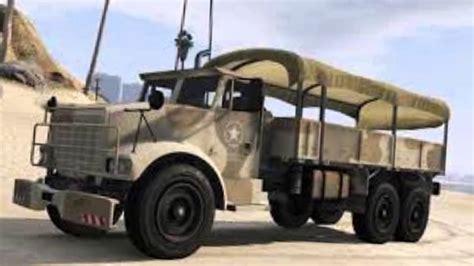 Gta V Gepanzertes Auto Kaufen by Top 4 Sur Les V 233 Hicules Militaires De Gta 5 Youtube