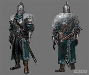 Dark souls 2 screens and concept art are dark some a bit scary