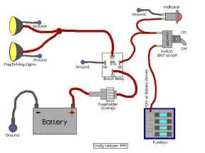Car Lighting System Diagram Road Lights Wiring Diagram Alternate