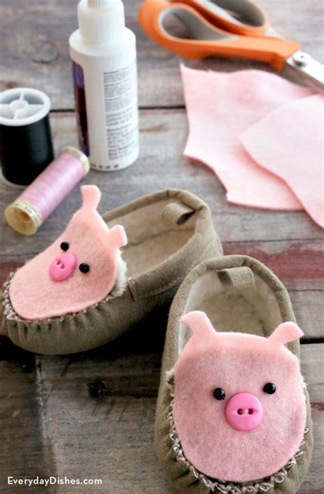 diy crib shoes how i make baby shoes style guru fashion glitz