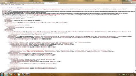 xml tutorial c net nuevo codigo fuente nomina xml 1 2 a 241 o 2017 vb net 211 c