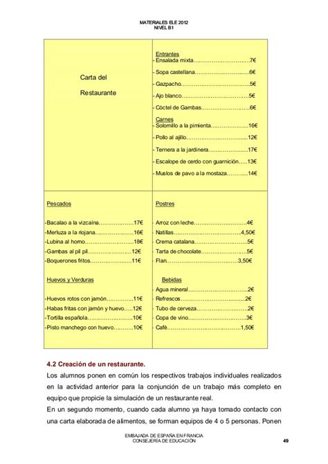 vocabulario ele b1 lxico 3194045008 materiales para la clase de ele b1 2012