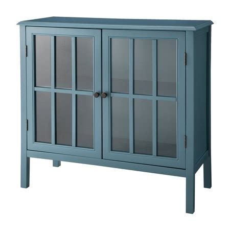 threshold windham one door accent cabinet teal pin by j on home ideas