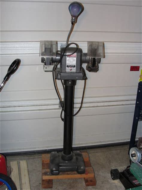 bench grinder stand lowes advice needed for bench grinder purchase by camio