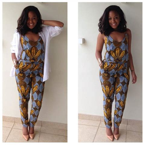 ankara jumpsuit styles photos ankara overdose 35 ankara jumpsuit styles your tailor