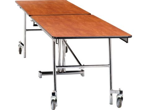 folding cafeteria tables nps folding cafeteria table plywood protectedge 10