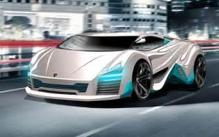 Electric Lamborghini Electric Lamborghini Rompighiaccio Concept Cars Show